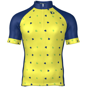 PEARL iZUMi Elite Pursuit LTD Jersey Men card play screaming yellow/navy screaming green